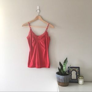 Old Navy | lace cami top, S
